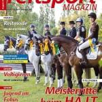 Reitsport Magazin August 2014